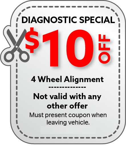 diagnostics special coupon